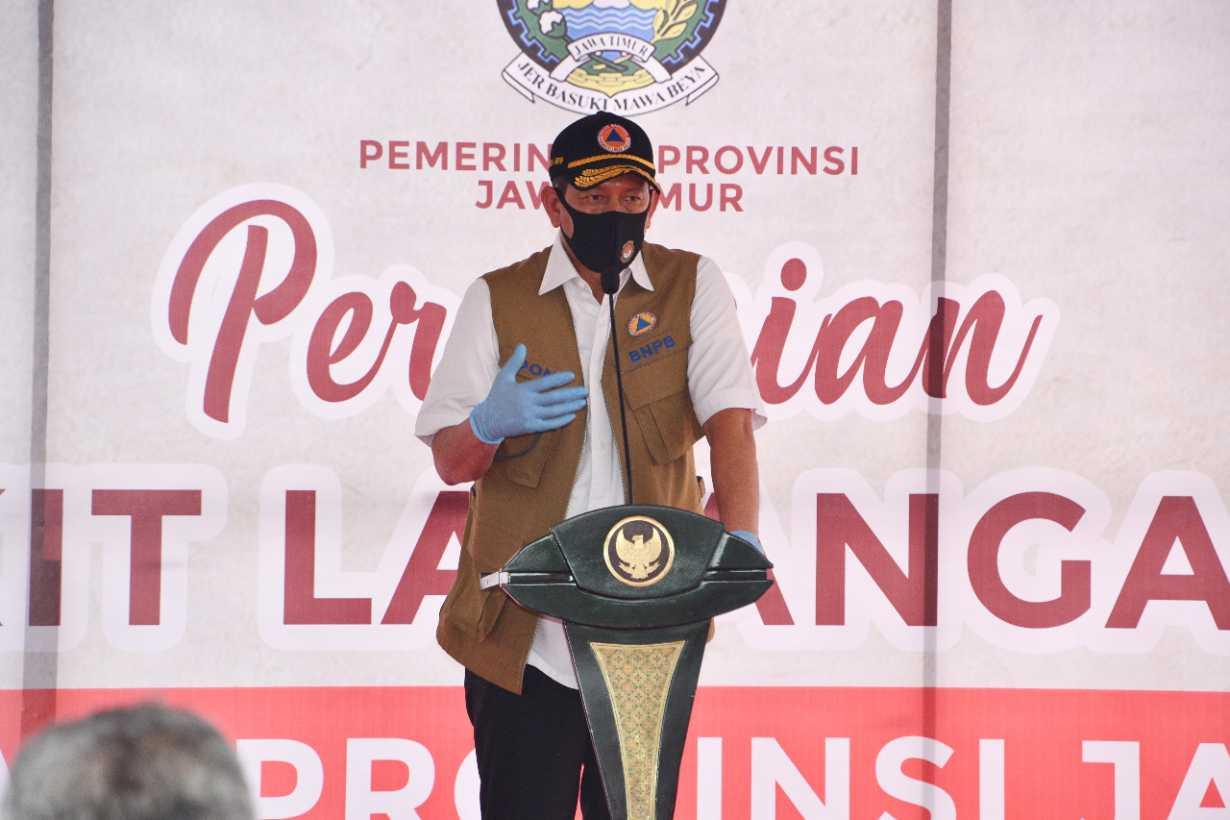 Ketua Satgas: Angka Kesembuhan Pasien Covid19 di Indonesia di Atas Standar WHO