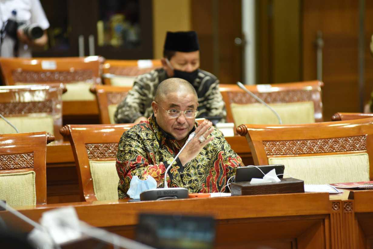 Isu RUU HIP Sensitif, PKS Minta Pemerintah dan DPR Duduk Bersama