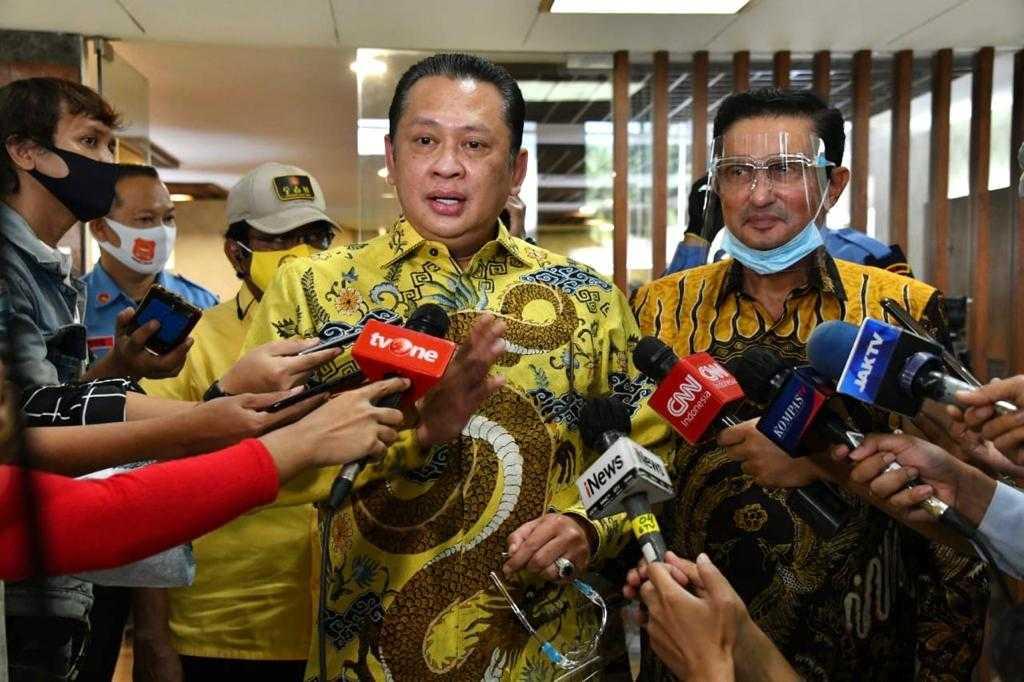 Dinasti Politik Kuat Di Daerah, Ketua MPR Minta KPK Tingkatkan Pengawasan