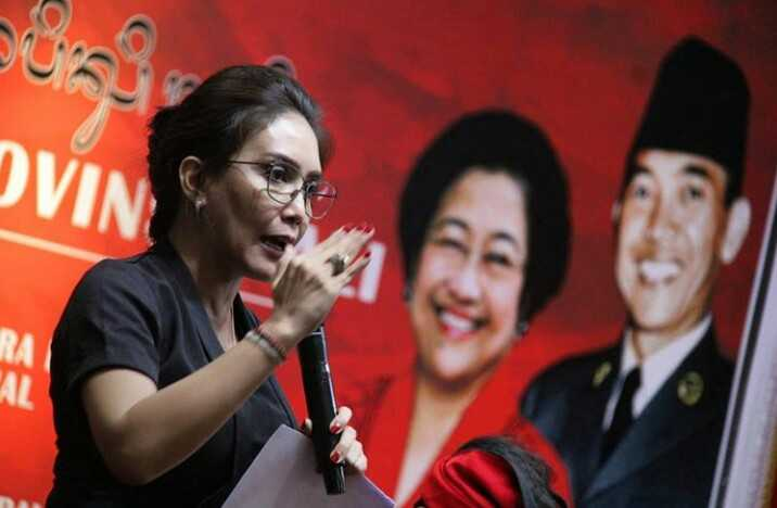 PDIP Copot Rieke Pitaloka Dari Waket Baleg, Karena RUU HIP Kah?