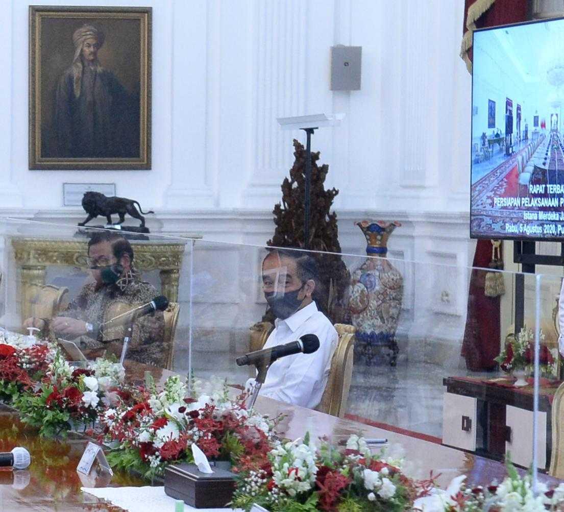 Presiden Perintah Menteri Turunkan Stunting Disepuluh Provinsi Ini