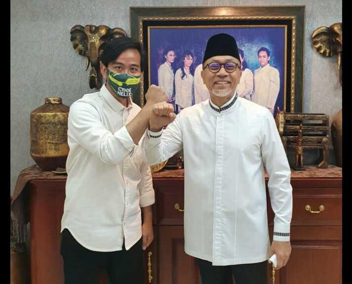 Usai Diperiksa KPK, Zulhas Pengen Jadi Mentor Politik Anak Jokowi