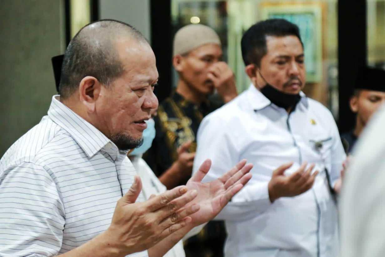 Ketua DPD RI Nyatakan Berduka Atas Berpulangnya Artidjo Alkostar