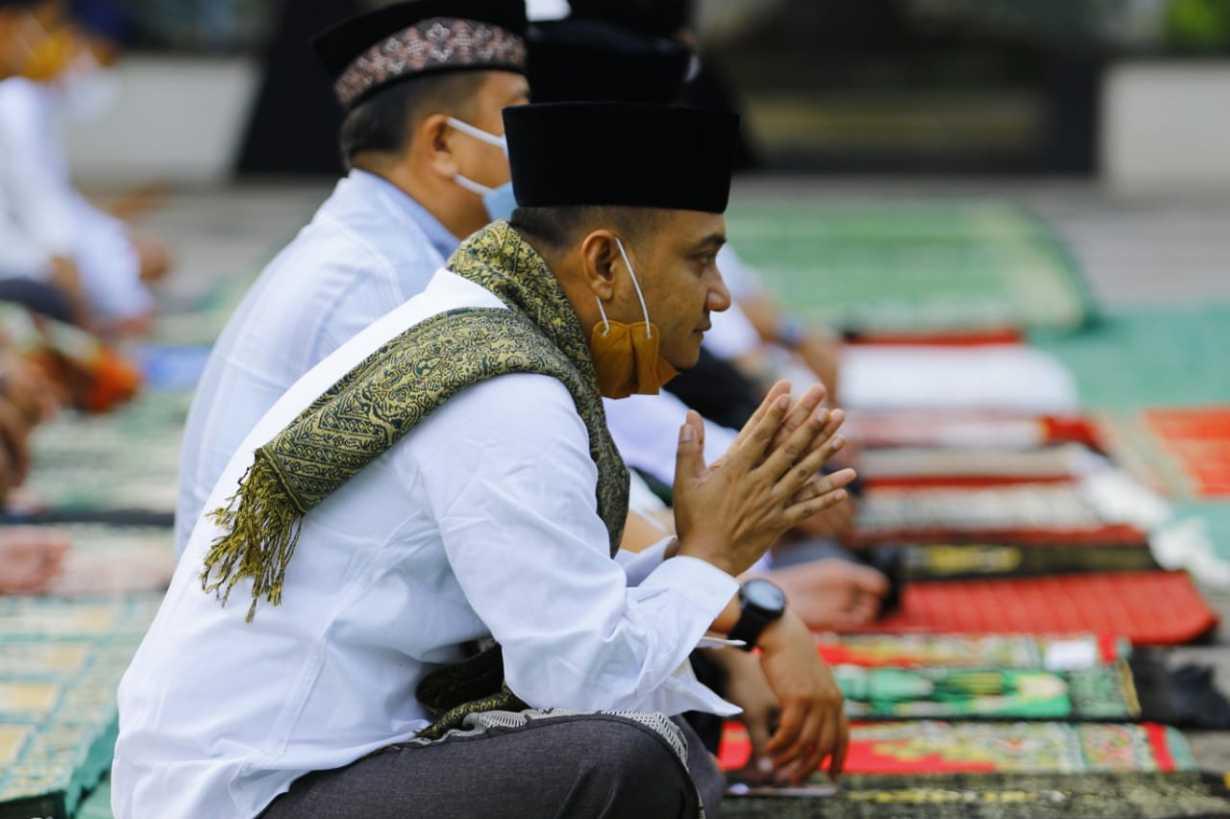 Lawan Kebiadaban Israel, Senator Aceh Minta Kemenlu Galang Kekuatan Muslim Dunia