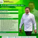 Info grafis Jaksa Agung ST Burhanuddin: sumber istimewa